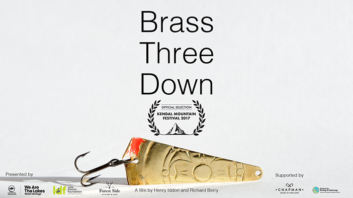Poster for Brass, Three Down film